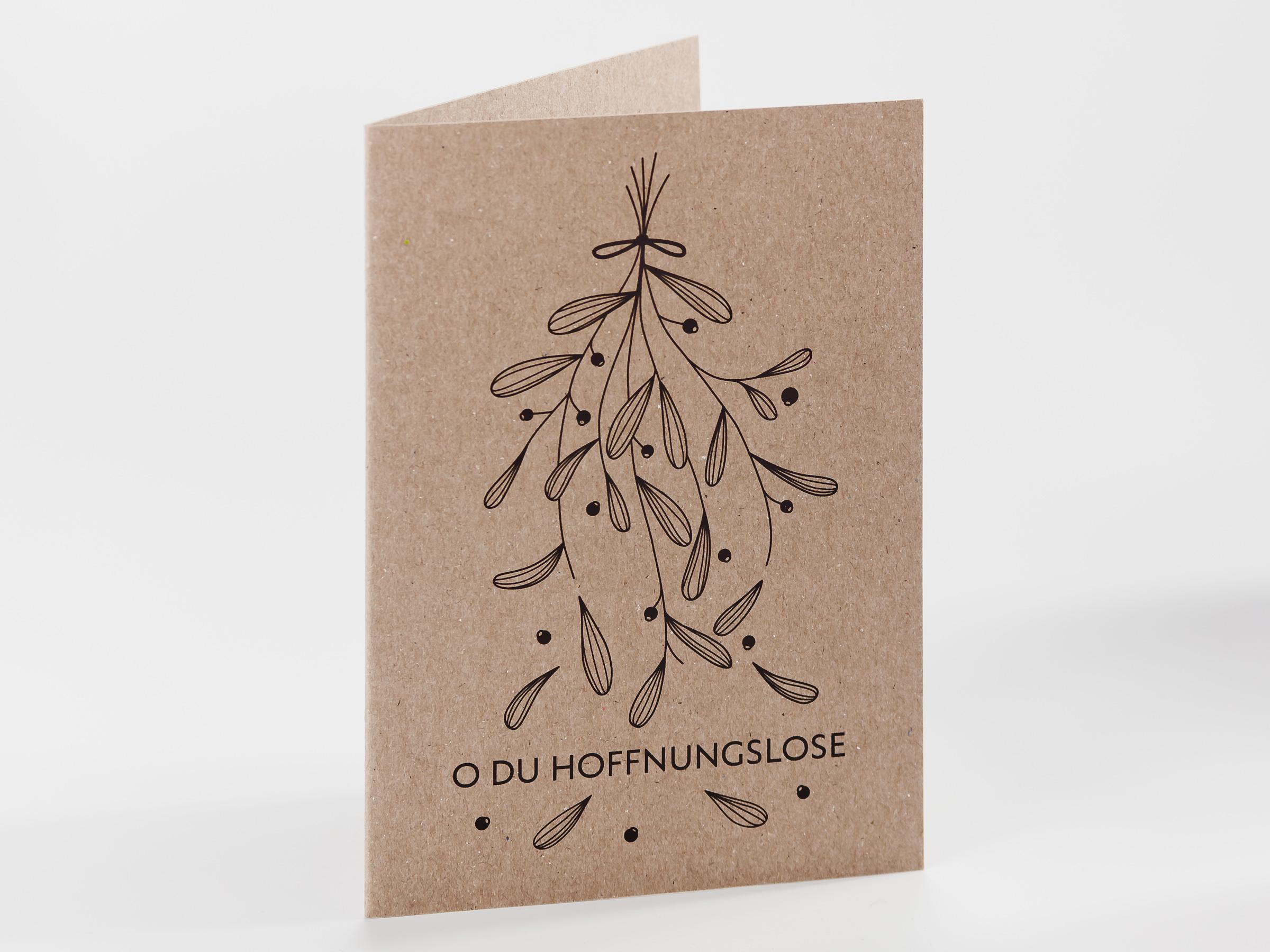 weihnachtstrauerkarte edition trostkunst. Black Bedroom Furniture Sets. Home Design Ideas
